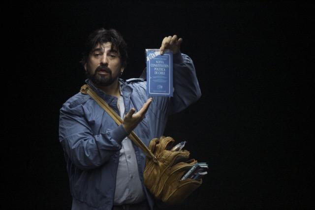 'Acceso', de Pablo Larraín. Temporada Alta