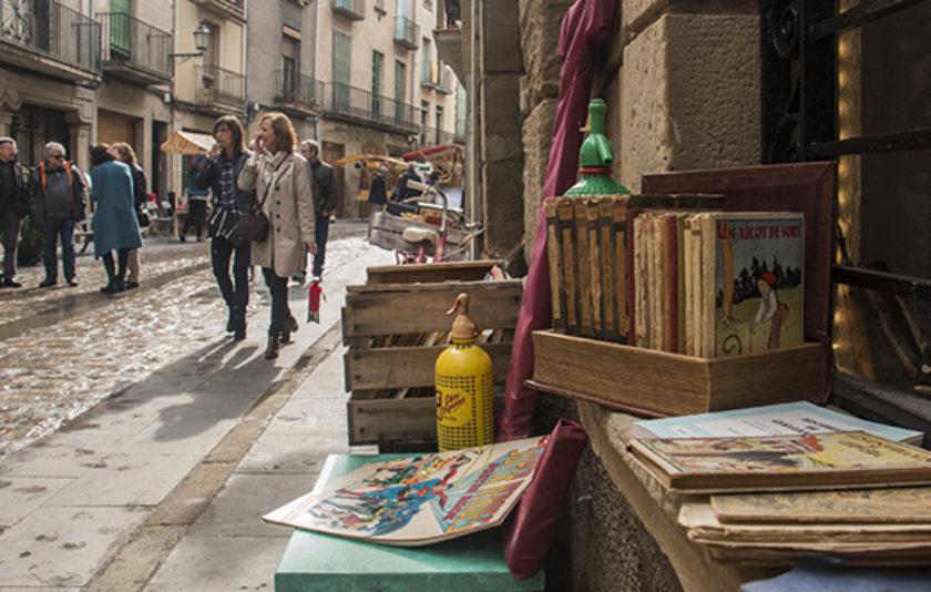 Cervera, una booktown a la catalana