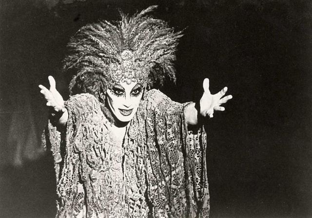 'Medea. Rito y ceremonia sobre una leyenda inmortal' de Carrusel, 1979. Arxiu CDAEA.