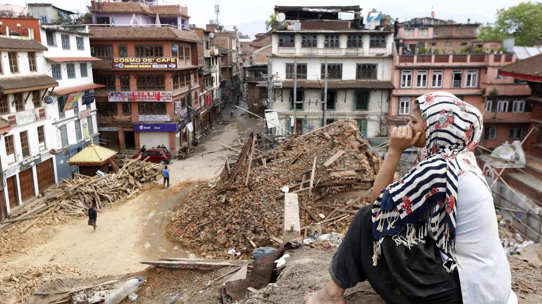 Què poden fer els arquitectes davant d'un terratrèmol com el del Nepal?