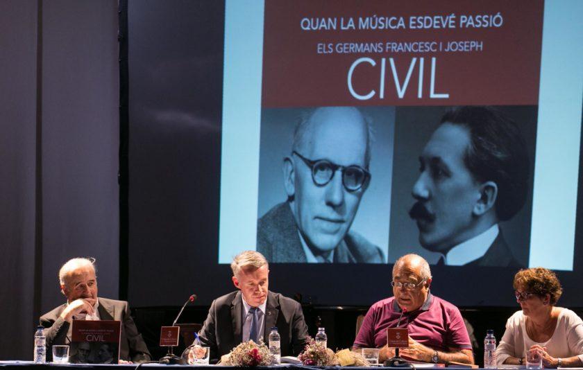 Els germans Civil: quan la música esdevé passió