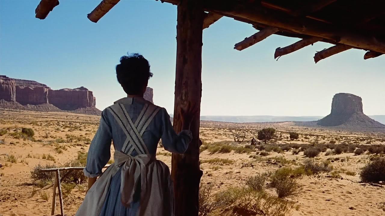 Fotograma de The Searchers (Centaures del desert) de John Ford