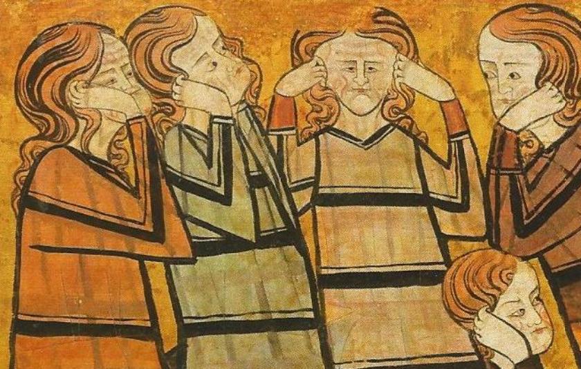 Ramon Llull i el motiu de la desolació