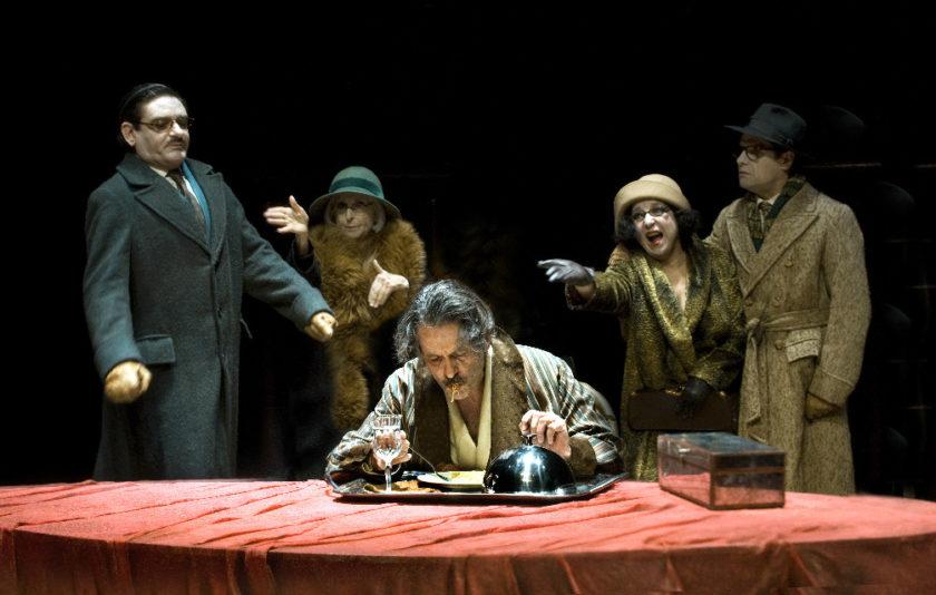 'A teatro con Eduardo', favorita dels Premis Butaca