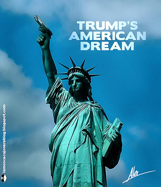 ALEX TRUMP american dream web