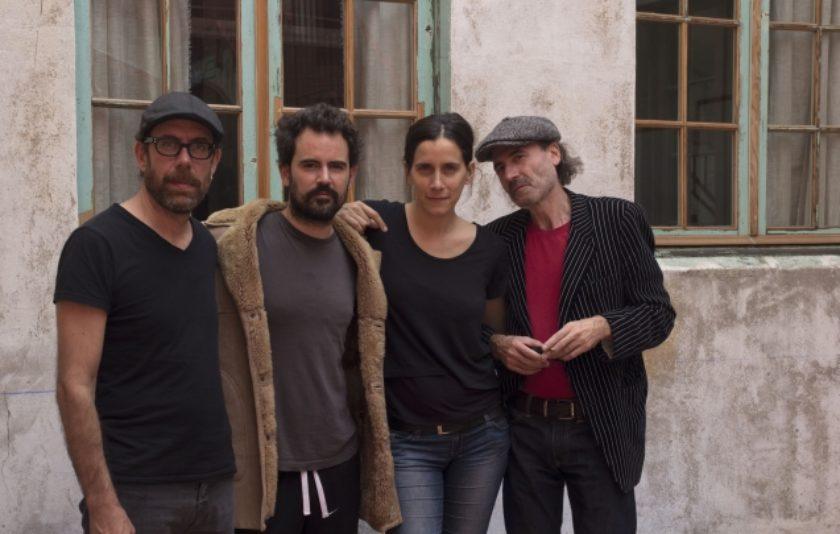 Sixto Paz estrena 'Dybbuk' a Girona