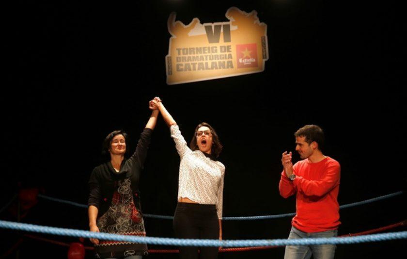 Marta Barceló, guanyadora del VI Torneig de Dramatúrgia del Temporada Alta