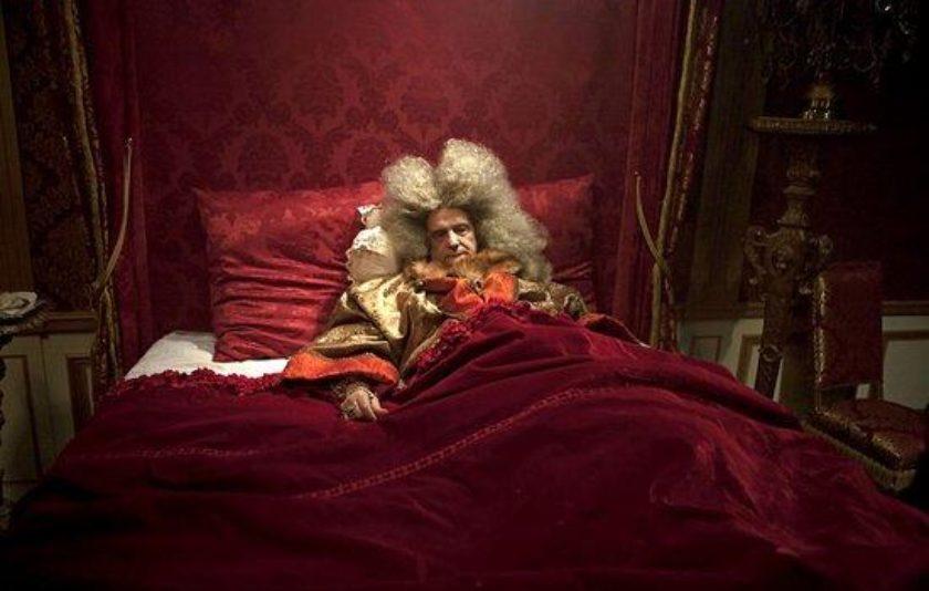 Albert Serra. Mori el rei Lluís XIV