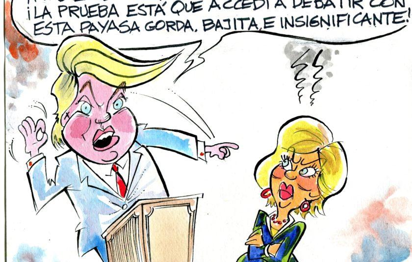 Trumphillaryant