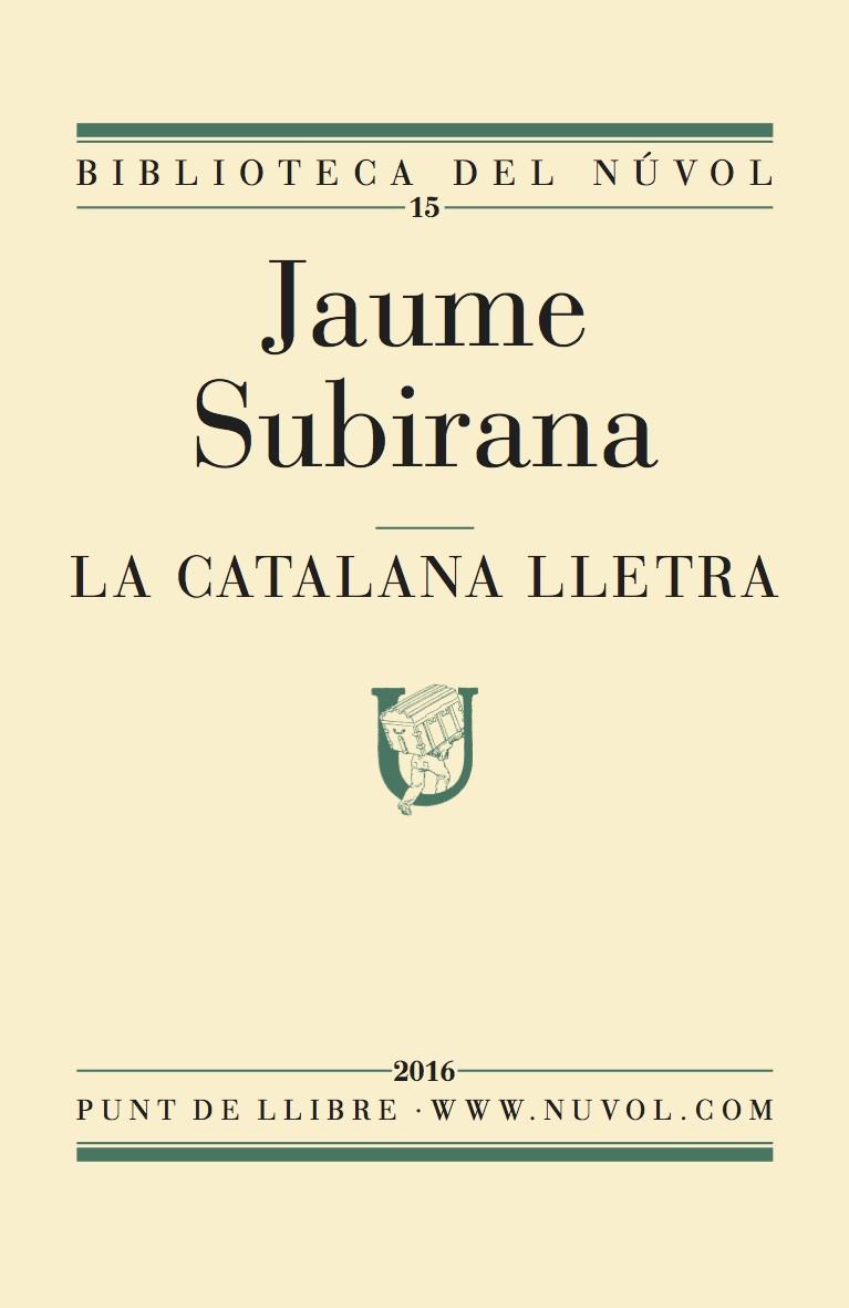 La catalana lletra