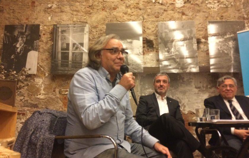 Eduard Sanahuja diu no a La Calders