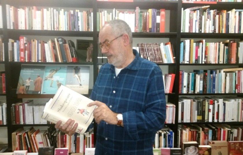 Joan Sellent presenta el seu Shakespeare avui a Girona