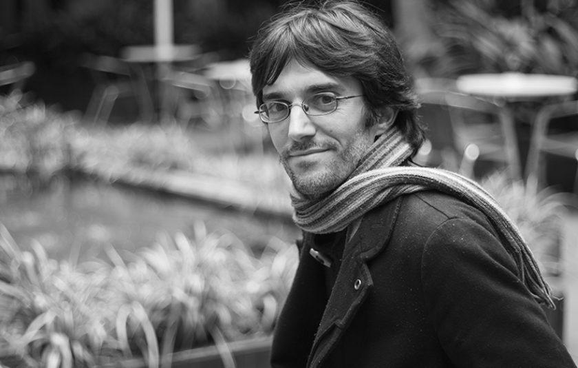 """Raül Garrigasait: """"Fugir és el gest modern per excel·lència"""""""