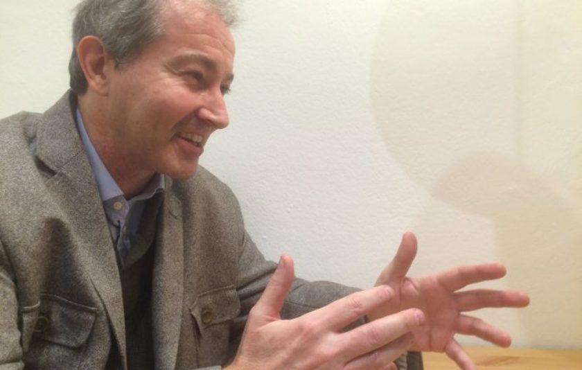"""J. M. Argemí: """"Si la literatura té algun propòsit és el de produir felicitat"""""""