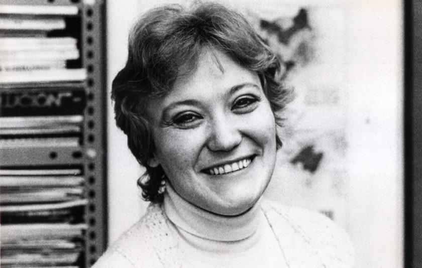Isabel-Clara Simó, una passió feliç