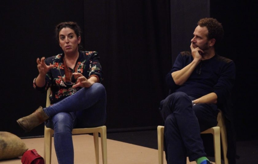 Actors i dramaturgs parlen de teatre