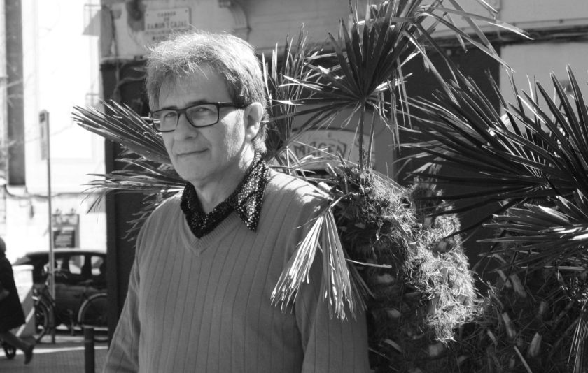 """Joan Carreras: """"L'autor és irrellevant, el que importa és l'obra"""""""