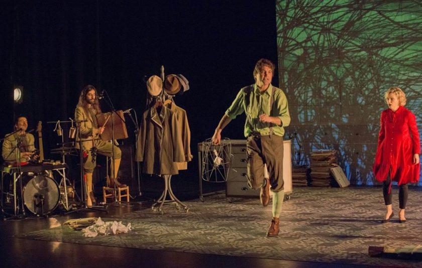 'La nena dels pardals' al Teatre Nacional