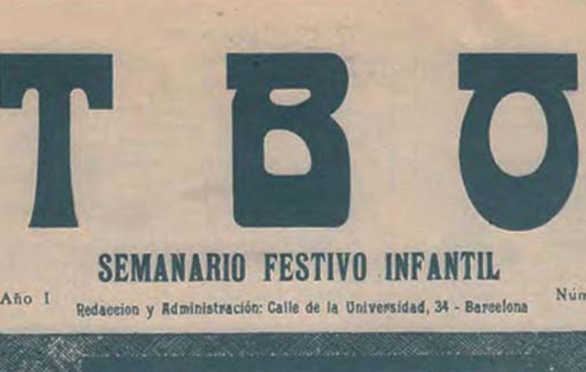 Cent anys del naixement de «TBO»