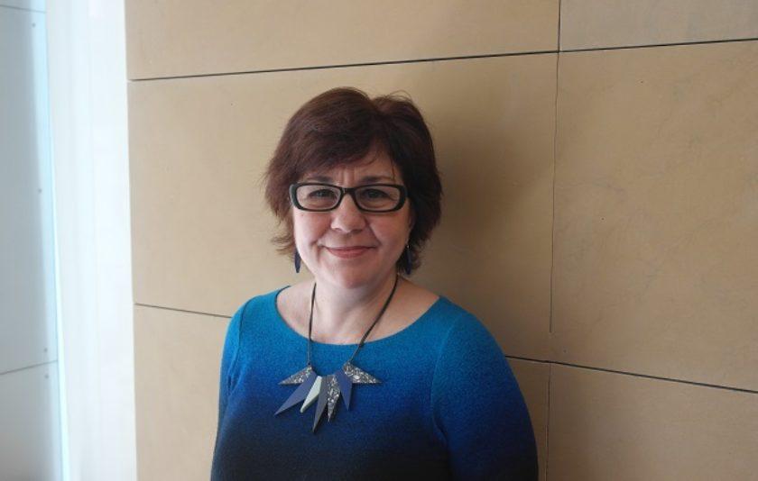 """Teresa Solana: """"Quan explico històries sempre parteixo dels personatges"""""""