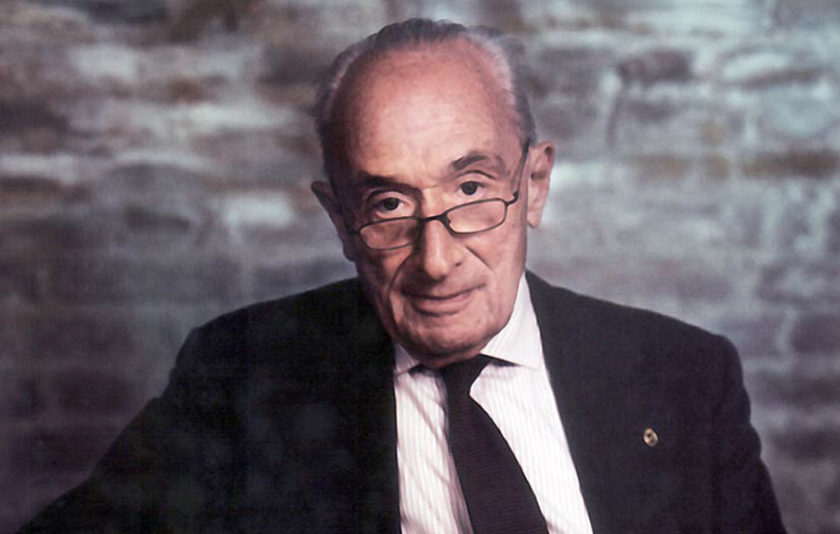 "Giovanni Sartori: ""Arriscant-me a no existir, prefereixo resistir"""