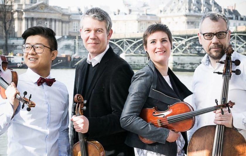Quatuor Diotima, o la força atàvica de la música contemporània