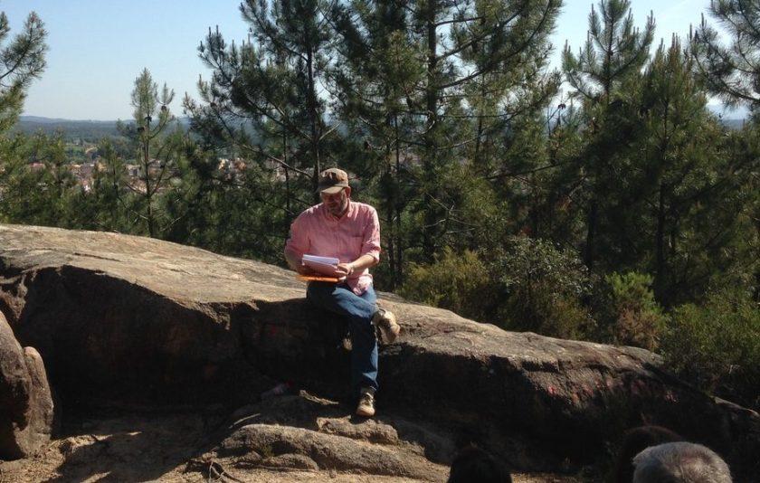 El camp literari de Jordi Mas