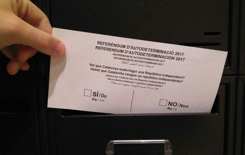 «Voletz» és «voleu». Sobre la pregunta del referèndum