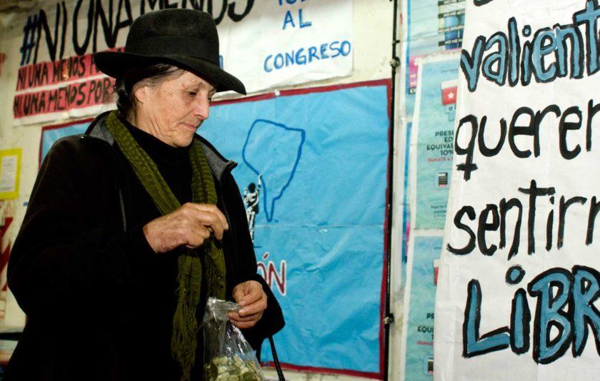 """Cusicanqui: """"I si en lloc de limitar la nostra identitat, l'eixamplem?"""""""