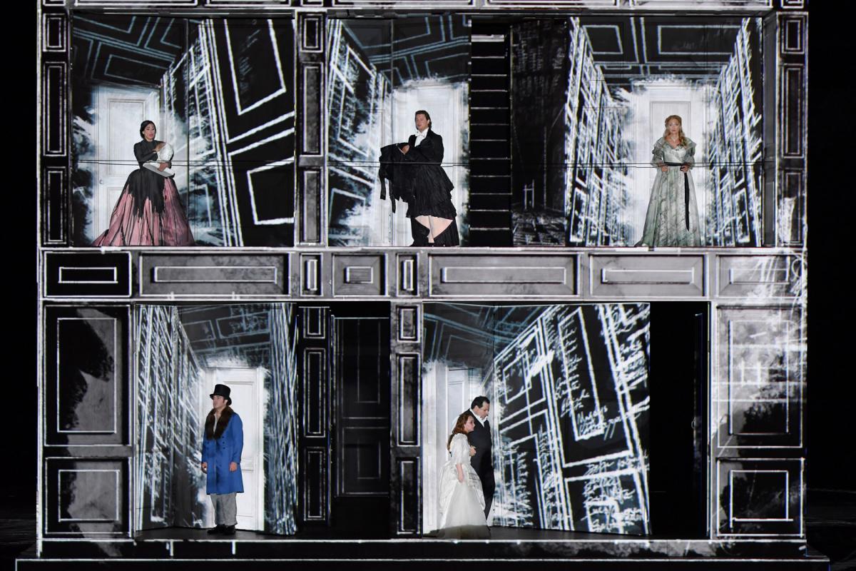 Don Giovanni al Liceu|Foto: Antoni Fofill