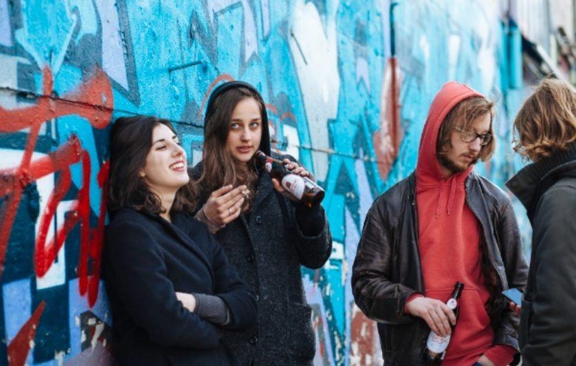 Retrat de ciutat, soledat i kebab