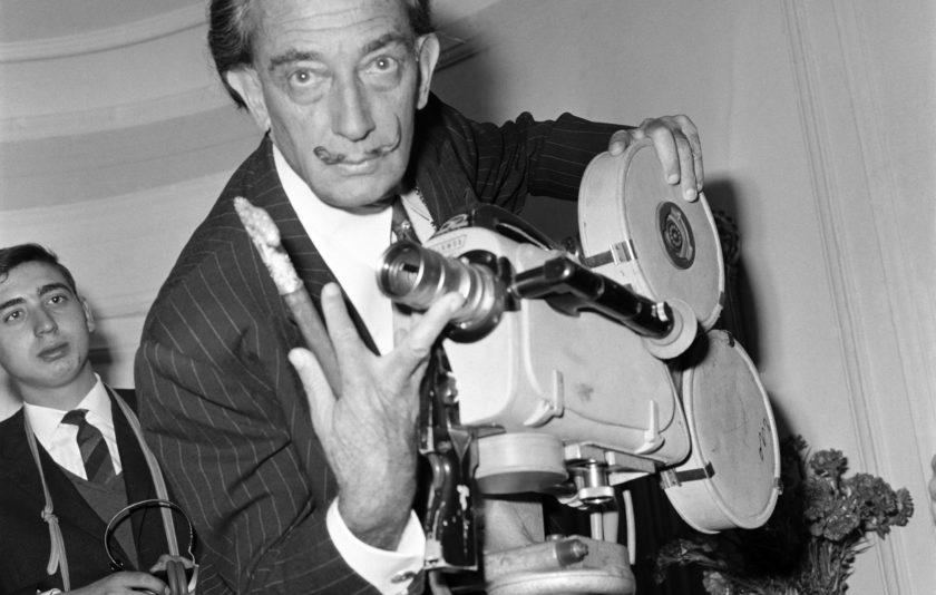 Salvador Dalí no és el pare de Pilar Abel