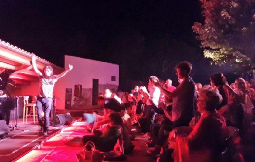 El concert d'Adrià Puntí que mai va començar