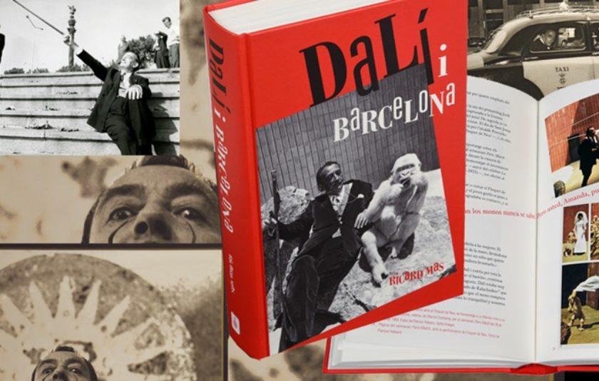 El llibre que explica la relació Dalí-Barcelona