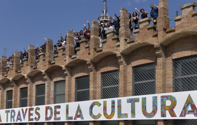 Art i cultura a l'abast: 10 anys d'Art for Change