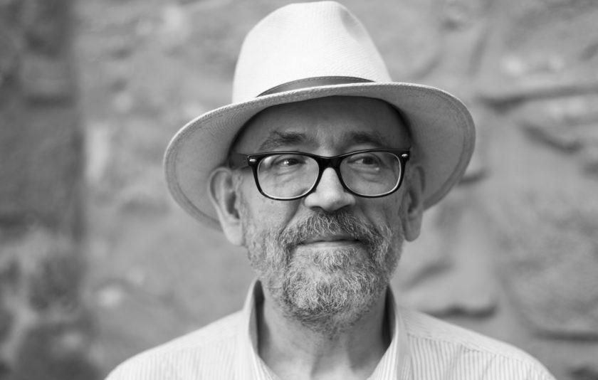 """Marcos Ordóñez: """"El crítico tiene alma de comadrona"""""""