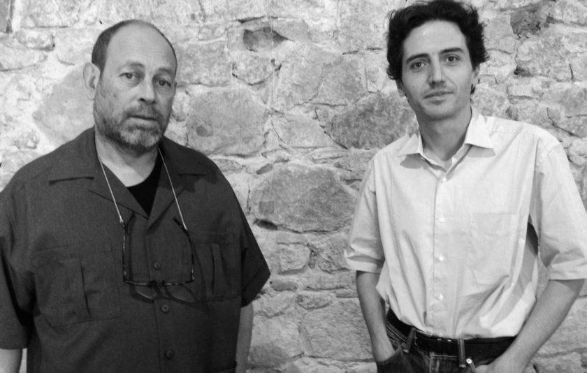 Joan Sala i Ignasi Moreta o la travessia del desert