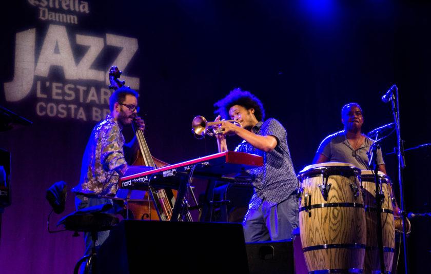 Benavent i Sarduy: la perícia de la fusió tanca el Jazz Estartit