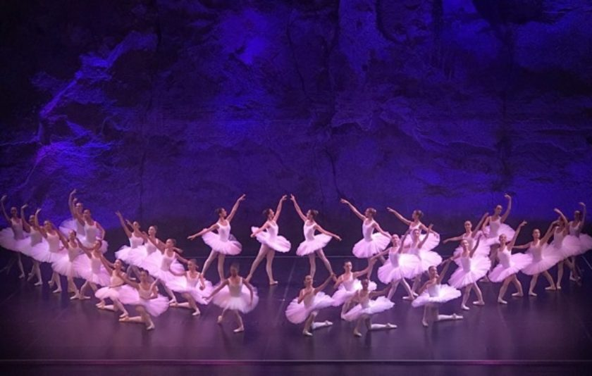IBStage porta al Teatre Grec la millor dansa clàssica