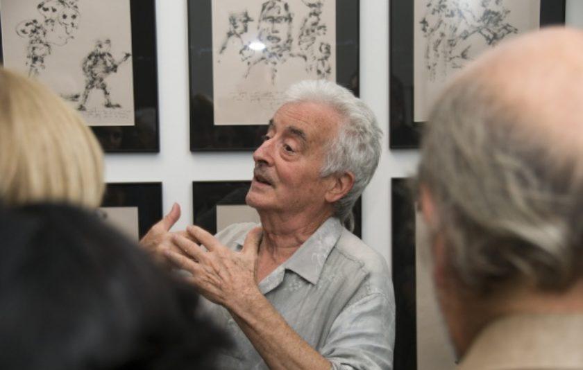 La llum i el camí de l'artista total Benet Rossell