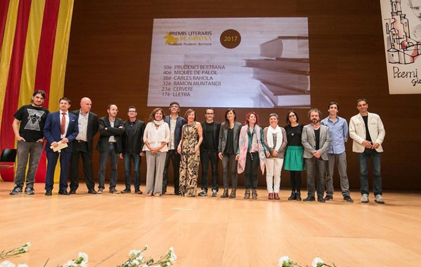 David Nel·lo guanya el premi Prudenci Bertrana
