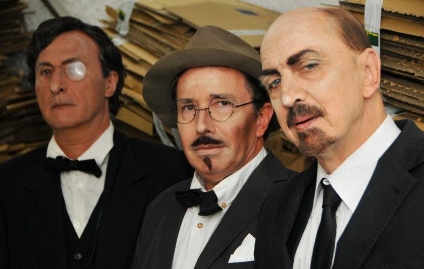 Lenin, Joyce, Tzara. 100 anys d'una coincidència històrica