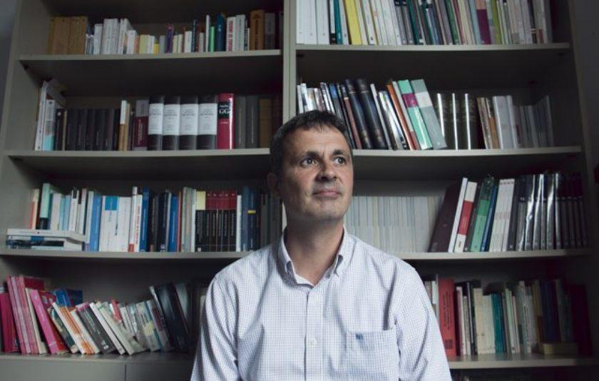 """Hèctor López Bofill: """"La Transició va ser un pacte. No una ruptura"""""""