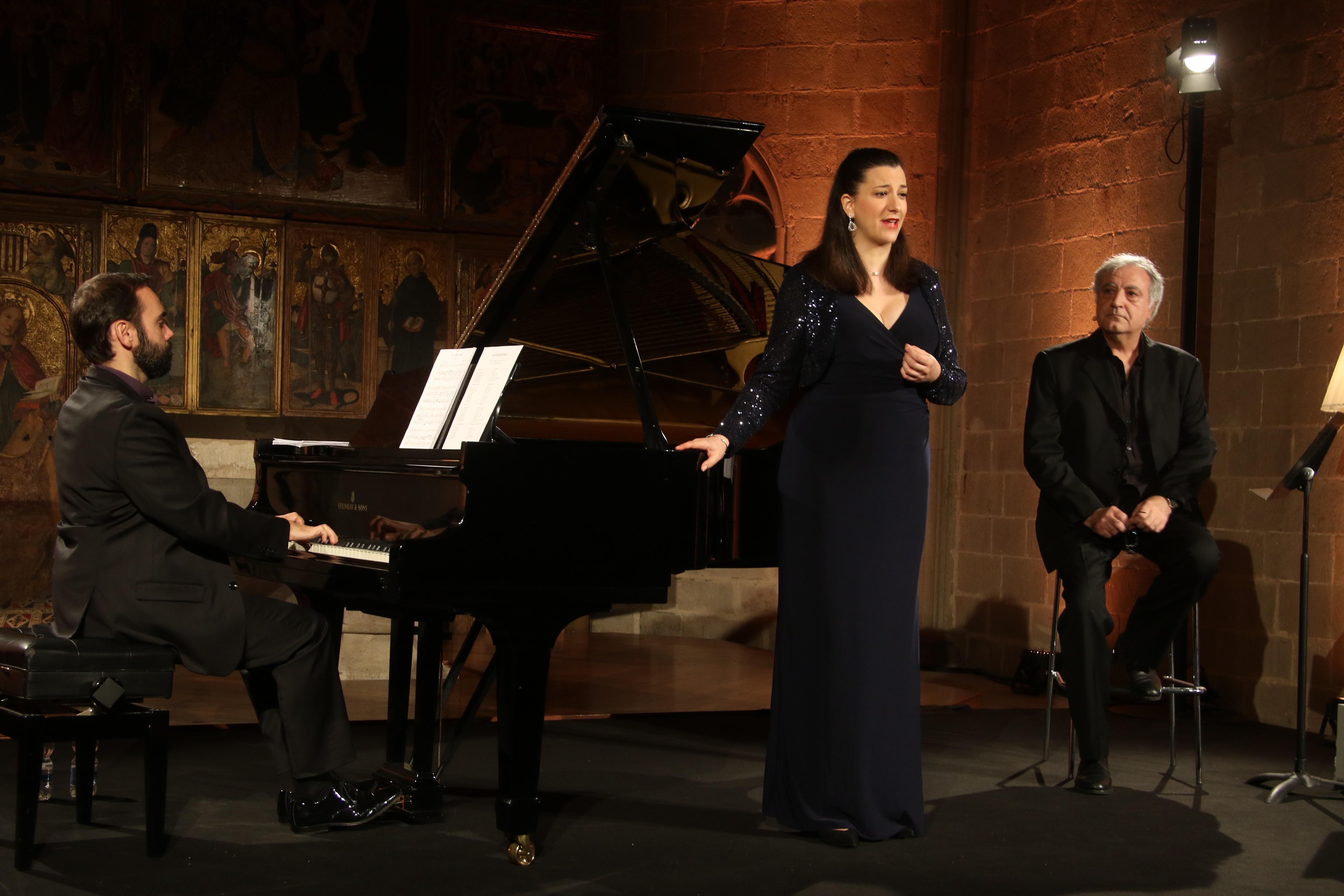 Recital de cançó basca al LIFE Victoria Foto: Josep Vicens
