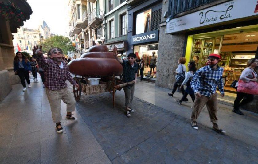 Un dia i mig a la Fira Mediterrània de Manresa
