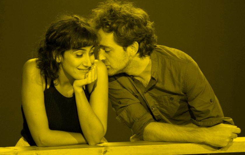 Una història d'amor made in Espai en construcció