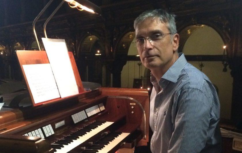 L'orgue i la trompeta, parella musical a Capellades