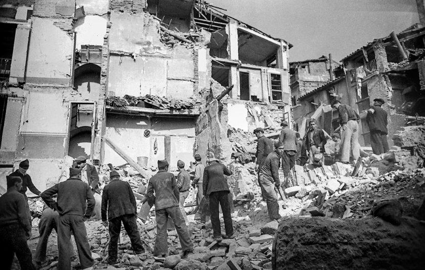 Agustí Centelles torna a Lleida 80 anys després