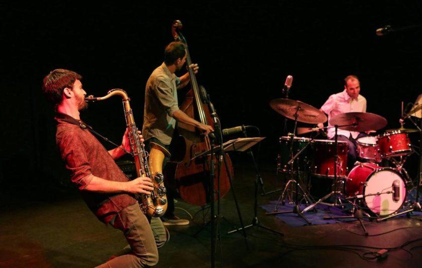Santi de la Rubia, premi La ruta del jazz 2017
