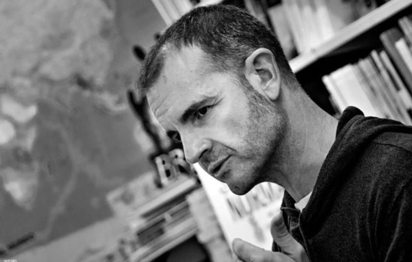 """Jordi Llavina: """"Som la pura fragilitat que es pensa a si mateixa"""""""